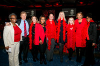 American Heart Go Red luncheon