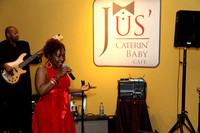 Jus' Caterin' Baby Café Presents Rhonda Thomas 4-14-12