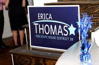 Erica Thomas Victory Party